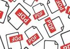 Recebeu um PDF? Cuidado, ele pode ser uma armadilha para te roubar  (Foto: Blog Adobe)