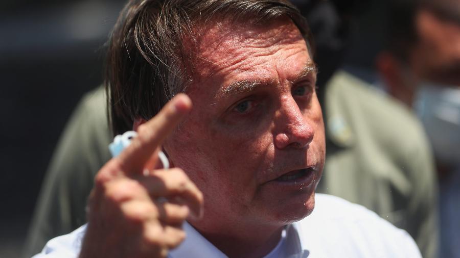 """""""Sem voto impresso em 2022, vamos ter problema pior que dos EUA"""", diz Bolsonaro - Pilar Olivares/Reuters"""