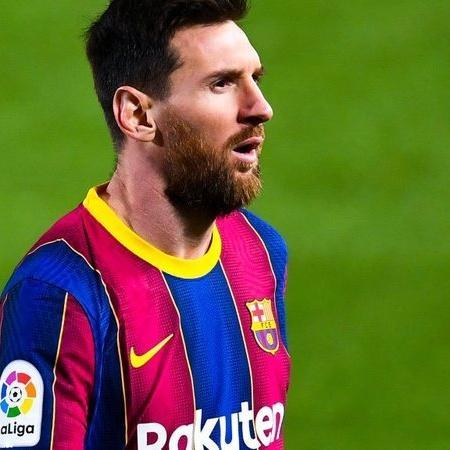Messi chega a 200 milhões de seguidores e pede medidas urgentes contra o abuso online - GettyImages