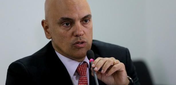 Ministro do STF Alexandre de Moraes concedeu liminar que suspende exigências do Profut - Foto: Agência Brasil