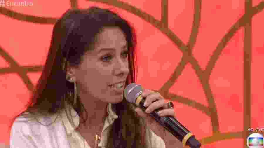 """Adriane Galisteu comandará o próximo """"Power Couple"""" - Reprodução/TV Globo"""