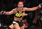 Cris Cyborg faz primeira luta no UFC pelo peso-pena - UFC/Divulgação
