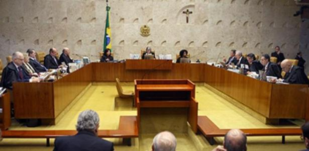 Ministros no Supremo Tribunal Federal