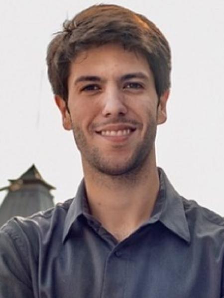 Caio Copolla, da CNN Brasil (Reprodução) - Reprodução / Internet