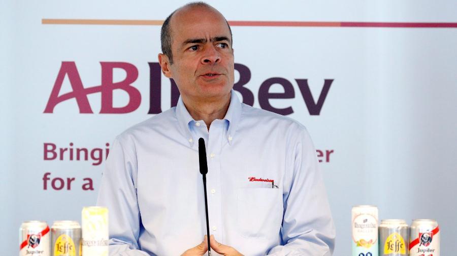 Carlos Brito, presidente da AB Inbev - Francois Lenoir/Reuters