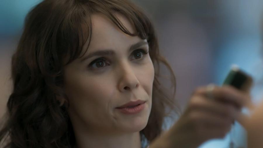 Irene (Débora Falabella) em A Força do Querer (Reprodução/TV Globo). - Reprodução / Internet
