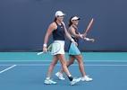 Stefani e Carter avançam à decisão de duplas do WTA 1000 de Miami - (Sem crédito)