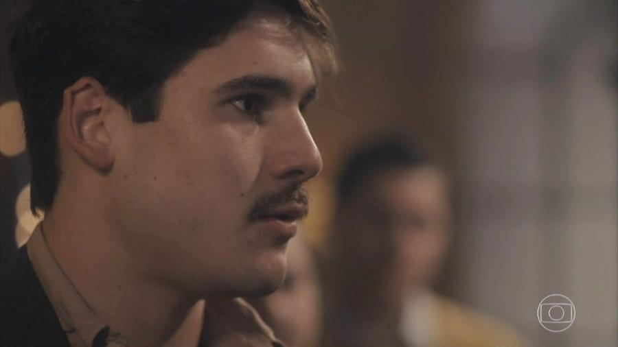 Alfredo (Nicolas Prattes) em Éramos Seis (Reprodução) - Alfredo (Nicolas Prattes) em Éramos Seis (Reprodução)