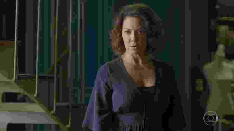 Nana (Fabiula Nascimento) em Bom Sucesso (Reprodução/TV Globo). - Reprodução/TV Globo