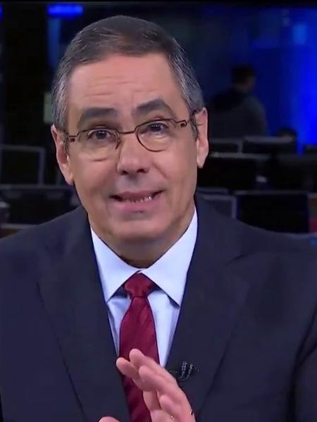 Fabio Pannunzio lança novos projetos na TV Democracia - Reprodução/Band