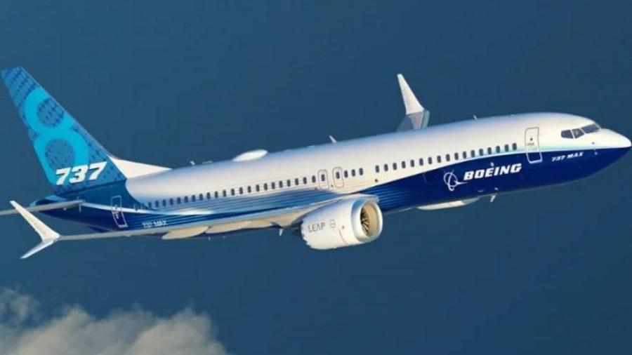 Boeing 737 Max - Divulgação