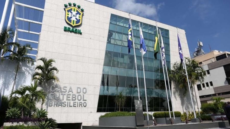 CBF perdeu ação em que cobrava danos morais de presidente do Sindicato de Atletas de São Paulo, Rinaldo Martorelli - Lucas Figueiredo/CBF
