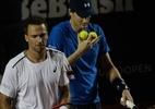 Bruno Soares vence, e Melo e Demoliner são eliminados em Wimbledon - Rudy Trindade/Framephoto/Estadão Conteúdo
