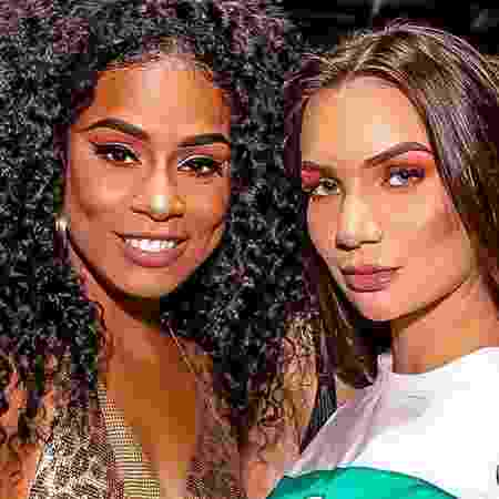 MC Rebecca e Stéfani Bays - MC Rebecca e Stéfani Bays