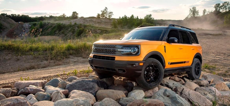 Ford Bronco Sport é concorrente direto do Jeep Compass - Ford | Divulgação