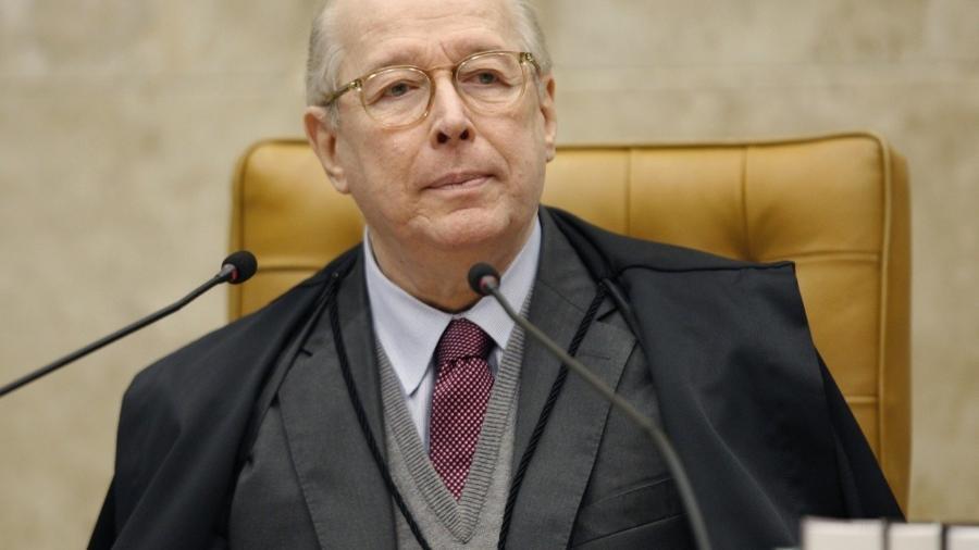 Celso de Mello, ministro aposentado do Supremo Tribunal Federal                           - ROSINEI COUTINHO/STF