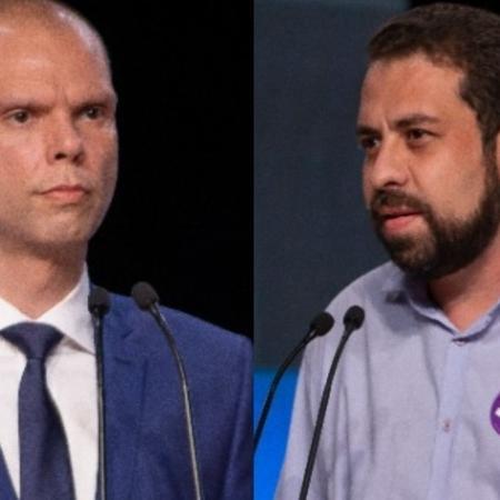 Na semana final do segundo turno, Covas e Boulos falaram de políticas para o enfrentamento ao racismo - Divulgação/TV Cultura