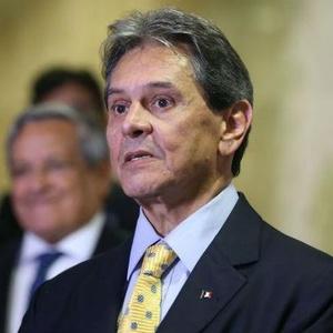 Roberto Jefferson, presidente do PTB