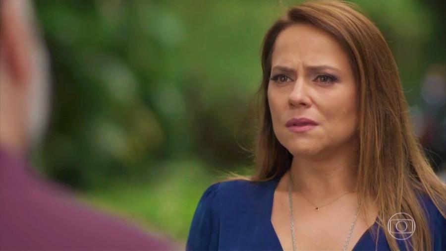 Lili (Viviane Pasmanter) em Totalmente Demais (Reprodução/TV Globo). - Reprodução / Internet