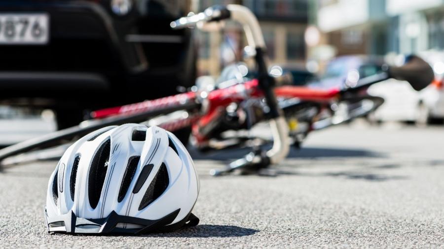Ciclistas representam 4% dos mortes no trânsito - Foto: Shutterstock