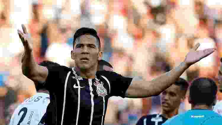 Balbuena tem situação indefinida no Corinthians - Marco Galvão/FotoArena/Estadão Conteúdo - Marco Galvão/FotoArena/Estadão Conteúdo