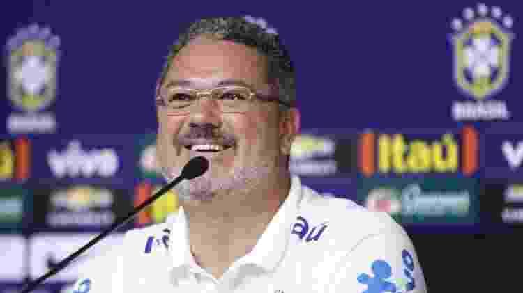 Micale entrou para história da Seleção Brasileira - GettyImages - GettyImages