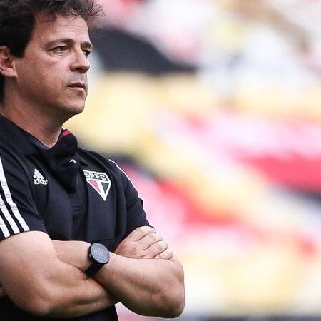 Fernando Diniz, treinador que interessa ao Fortaleza para o restante de 2021 - GettyImages