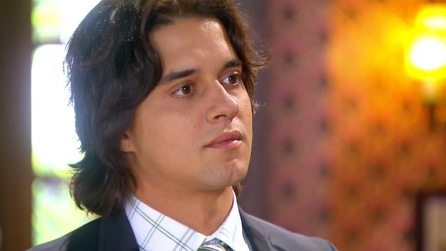 Júnior (Guilherme Boury) em Chiquititas (Reprodução / SBT) - Reprodução / Internet
