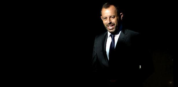 Sandro Rosell, ex-presidente do Barcelona - Getty Images