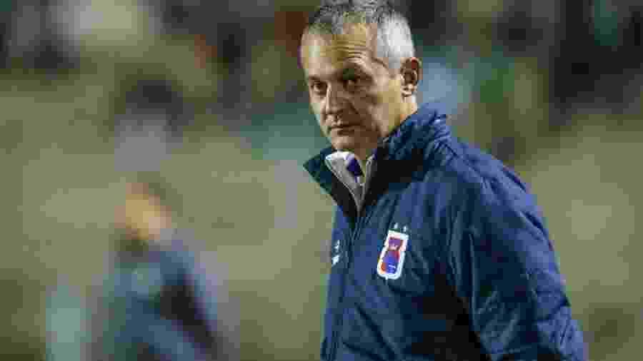 Lisca: saída conturbada do Paraná Clube - Geraldo Bubniak/AGB/Estadão Conteúdo