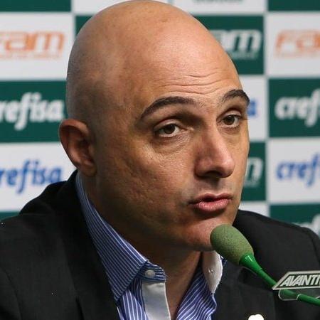 Mauricio Galiotte tem mandato no Palmeiras terminando em 2021 - Cesar Greco/Palmeiras