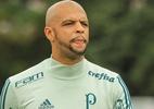 Felipe Melo é afastado por Cuca e está fora de jogo contra o Avaí
