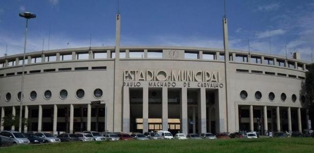 Pacaembu receberá o Palmeiras na próxima segunda-feira