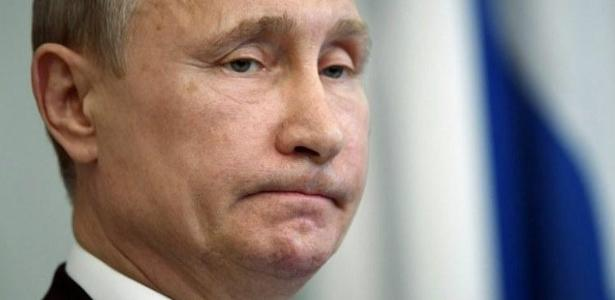 """""""Quem sabe o que eles têm lá e onde? Ninguém sabe com 100% de certeza, já que é um país fechado"""", disse Putin"""