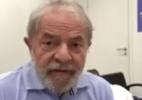 Lula/ reprodução Facebook