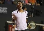 Auger-Aliassime e Cuevas furam o quali do Masters 1000 de Miami - (Sem crédito)