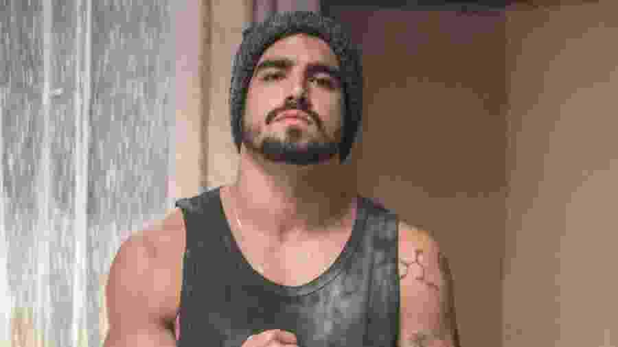 Caio Castro em A Dona do Pedaço (Divulgação/ TV Globo) - Caio Castro em A Dona do Pedaço (Divulgação/ TV Globo)