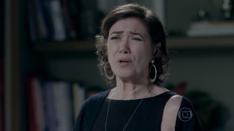 Maria Marta (Lília Cabral) em Império (Reprodução / Globo) - Reprodução / Internet