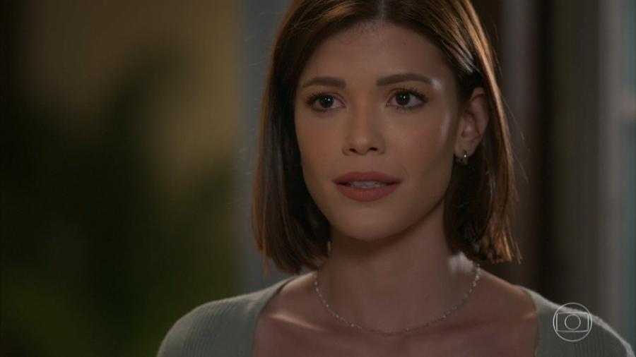 Kyra (Vitória Strada) em Salve-se Quem Puder (Reprodução/TV Globo). - Reprodução / Internet