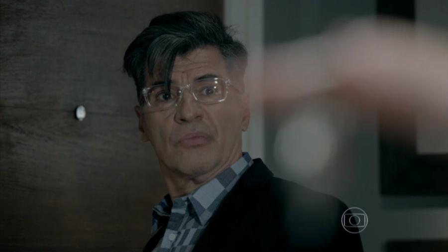 Téo Pereira (Paulo Betti) em Império (Foto: Reprodução / Globo) - Reprodução / Internet