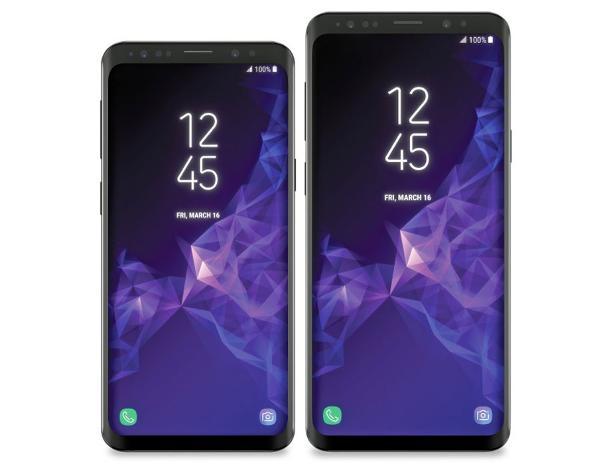 A Samsung conseguiu diminuir ainda mais a borda de seu top de linha