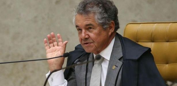 Vídeo de filho de Bolsonaro | Falta respeito por instituições, diz Marco Aurélio de fala contra STF
