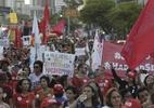 Ao som de MC Loma, multidão pró-Haddad marcha no Recife - Foto: Diego Nigro/JC Imagem
