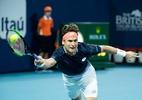 Ferrer vira sobre Zverev, conquista grande vitória e avança no Masters 1000 de Miami - (Sem crédito)
