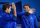 Nadal vira técnico por um dia e dá dicas para Federer, Fognini e Tsitsipas na Laver Cup - (Sem crédito)
