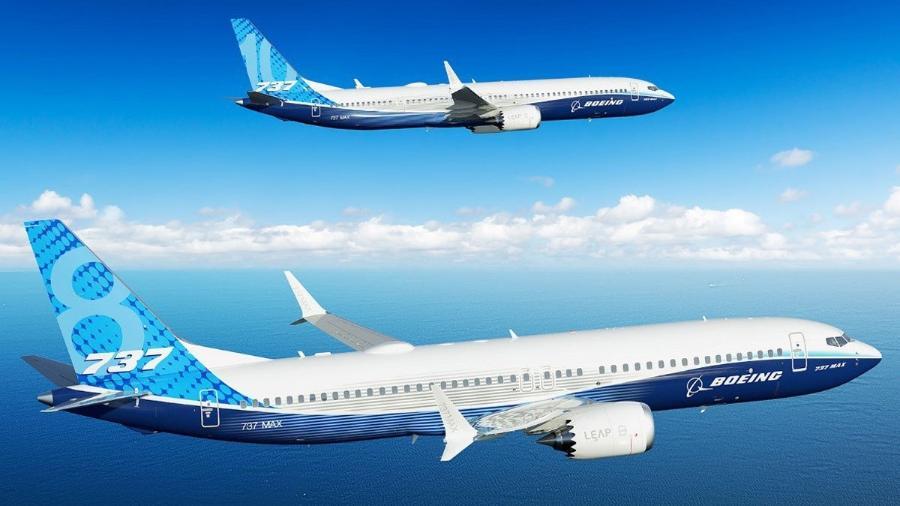 Boeing tem esperança de liberar as entregas do 737 MAX em dezembro (Boeing) - 737-max-fly