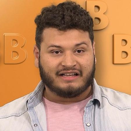 Victor Hugo participante do BBB 20 (Reprodução/TVGlobo) - Victor Hugo participante do BBB 20 (Reprodução/TVGlobo)