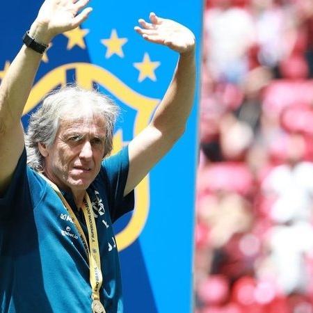 Jorge Jesus não é mais o técnico do Flamengo e vai para o Benfica - GettyImages