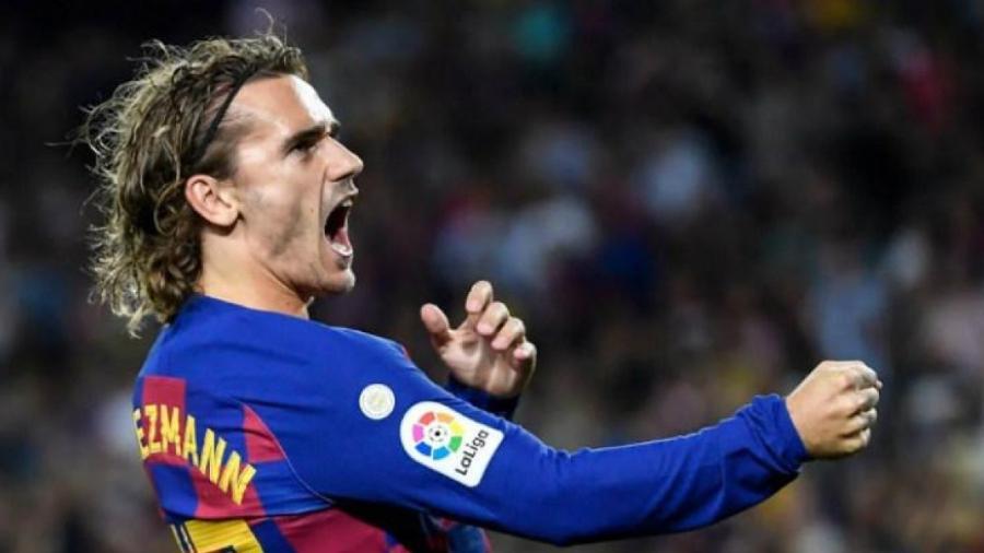 Griezmann, atacante do Barcelona - AFP