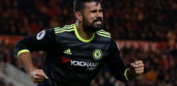 Diego Costa pode parar no Fenerbahce